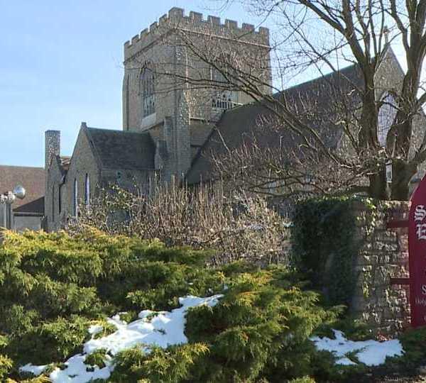 St. John's Episcopal Church celebrates World Day of the Poor