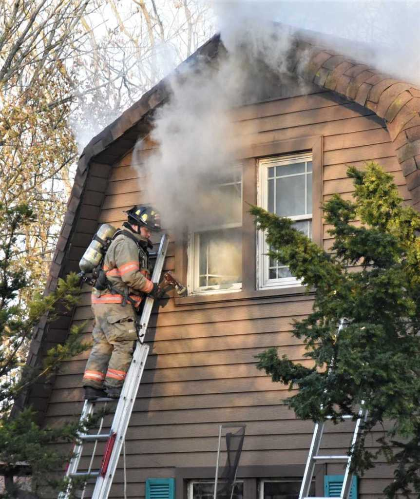 Struthers fire, Sexton Street