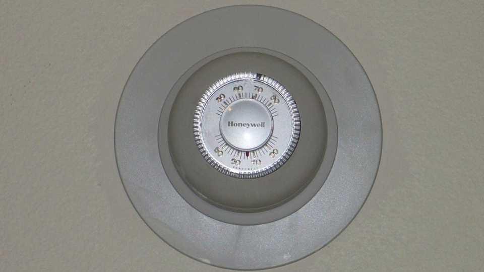 Thermostat, heat, furnace, winter