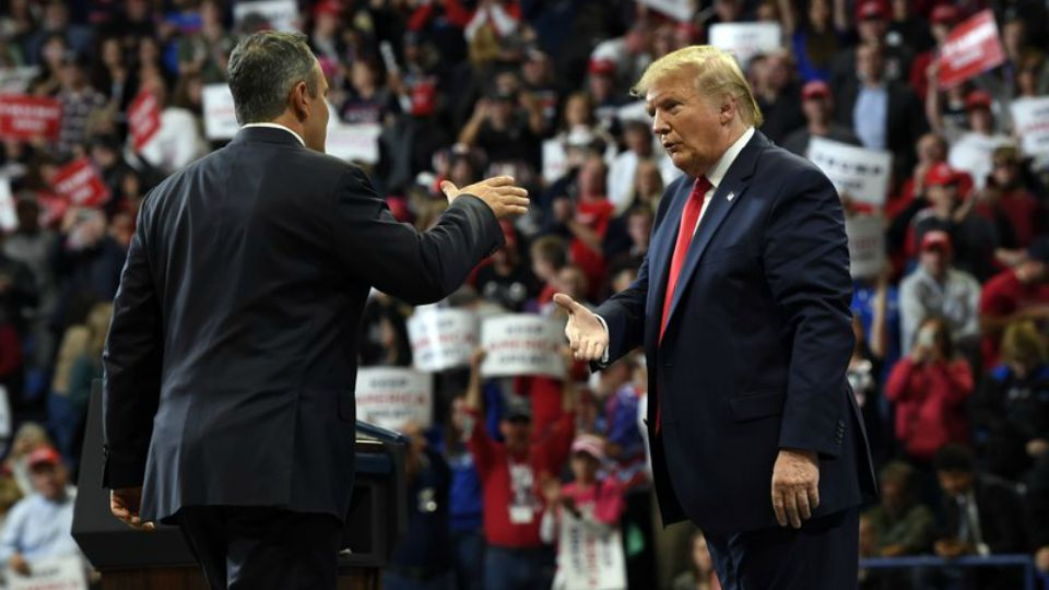 Gubernatorial and legislative elections in four states Tuesday will test voter enthusiasm and party organization amid impeachment proceedings against President Donald Trump and a fevered Democratic presidential primary scramble.