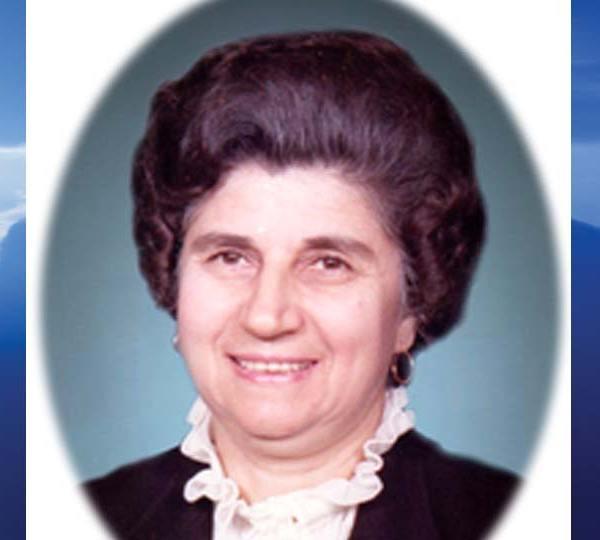 Virginia Mitsos, Neshannock Township, Pennsylvania - obit