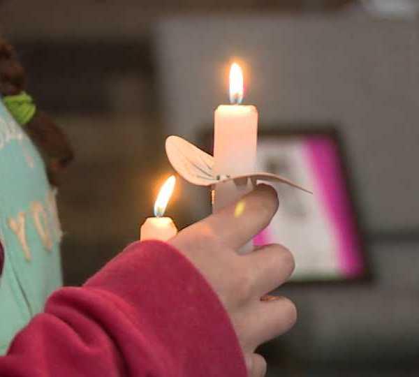 Warren candlelight vigil for suicide awareness