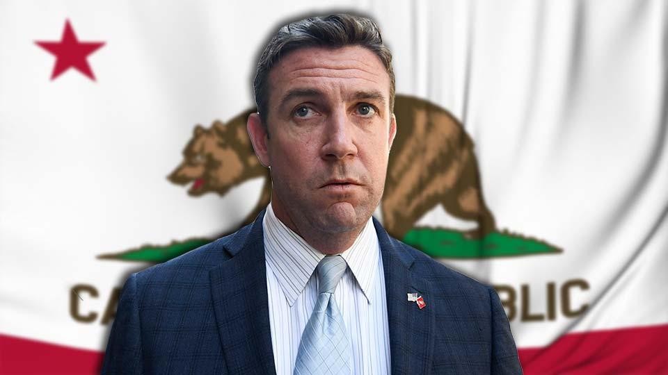 California congressman Duncan Hunter to quit after holidays