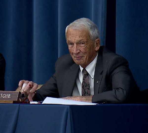 Dr. David Ritchie, Austintown School Board member