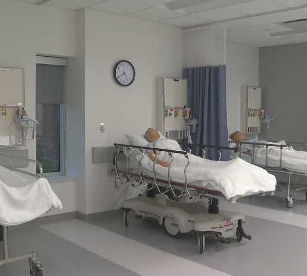 KSU Trumbull new nursing facility