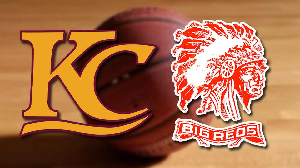Kennedy Catholic Eagles vs. West Middlesex Big Reds game of the week basketball