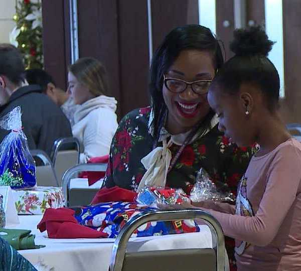 Youngstown Lions Club annual Christmas party