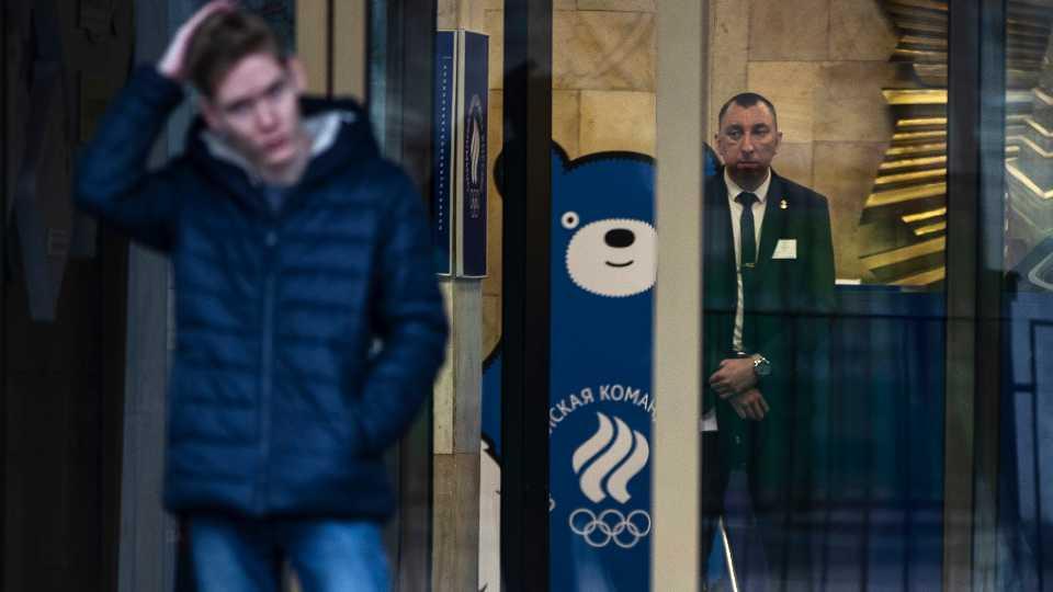 (AP Photo/Pavel Golovkin)
