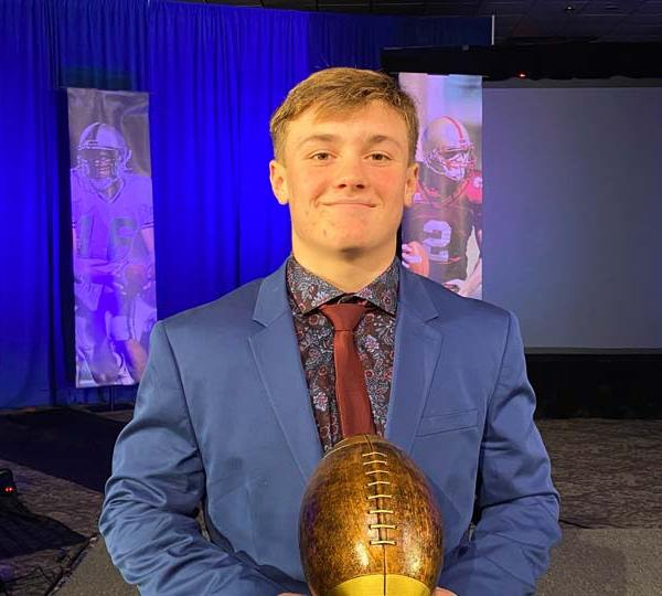 Beau Brungard, Big 22 Ohio Player of the Year