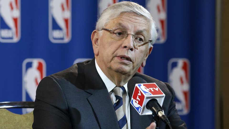 David Stern, former NBA Commissioner.