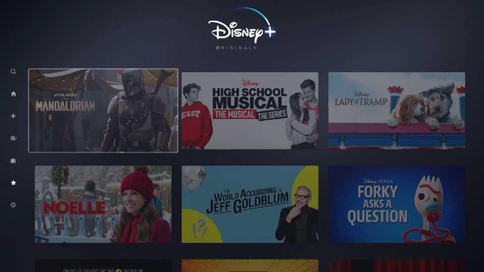 Netflix is getting stiff competition from upstart Disney-Plus.