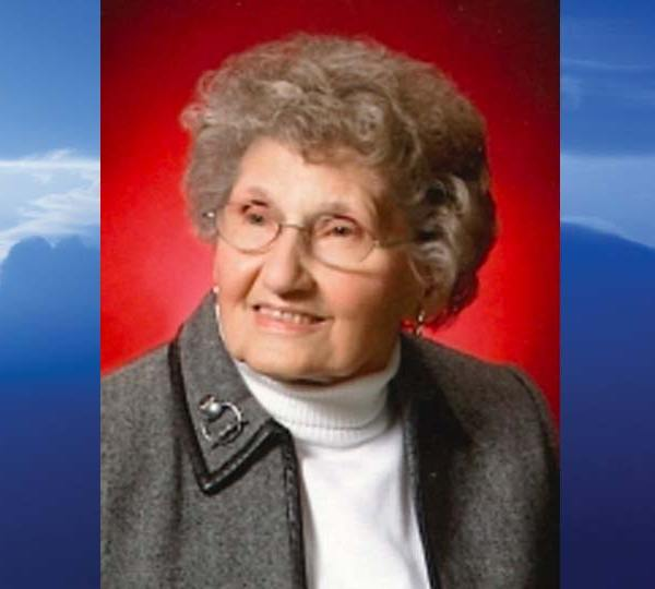 Dorothie Jane Wiley, Canfield, Ohio - obit