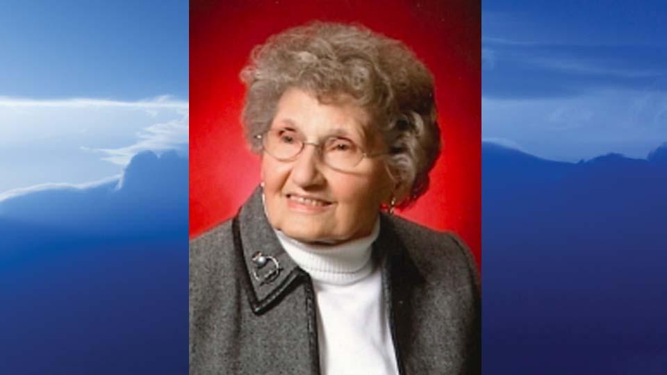 Dorothie Jane Wiley, Canfield, Ohio - obit