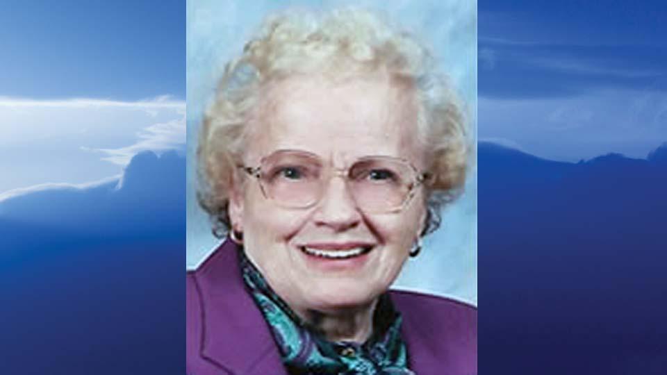 Edna I. Brinkley, Transfer, PA - obit