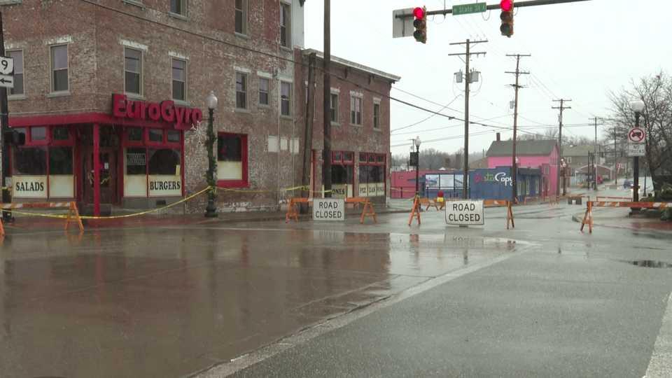 Salem's EuroGyro building construction underway, officials hopeful