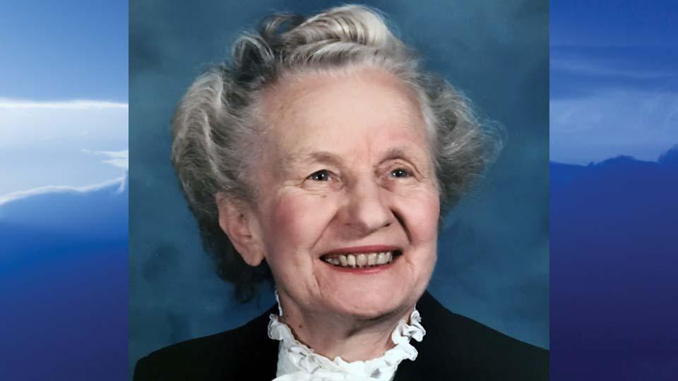 Frances Jean Ritz, Poland, Ohio - obit