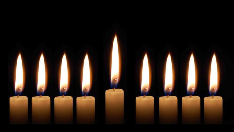 Hanukkah, Menorah, Jewish
