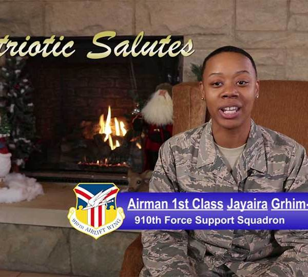 Jayaira Grhim-Harvey is with the Force Support Squadron at the Youngstown Air Reserve Station.