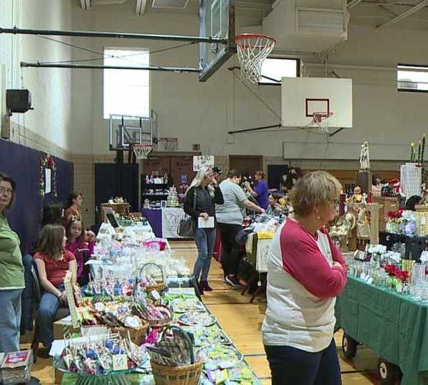 Jewish Community of Youngstown holds Holiday Bazaar