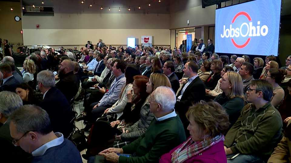 JobsOhio meeting on Youngstown State's campus