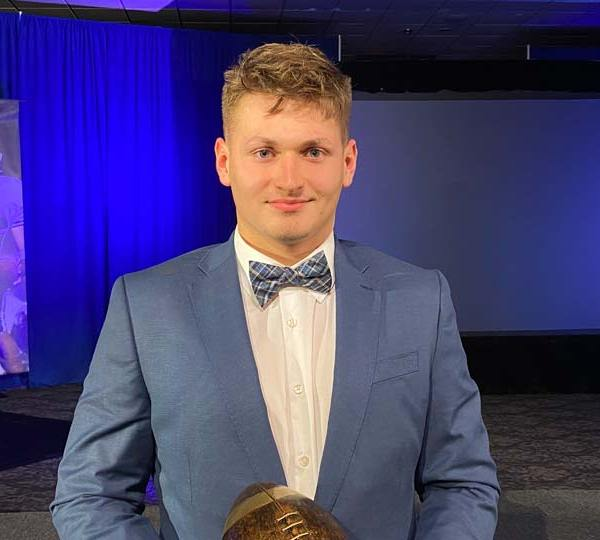 Lane Voytik, Big 22 PA Player of the Year
