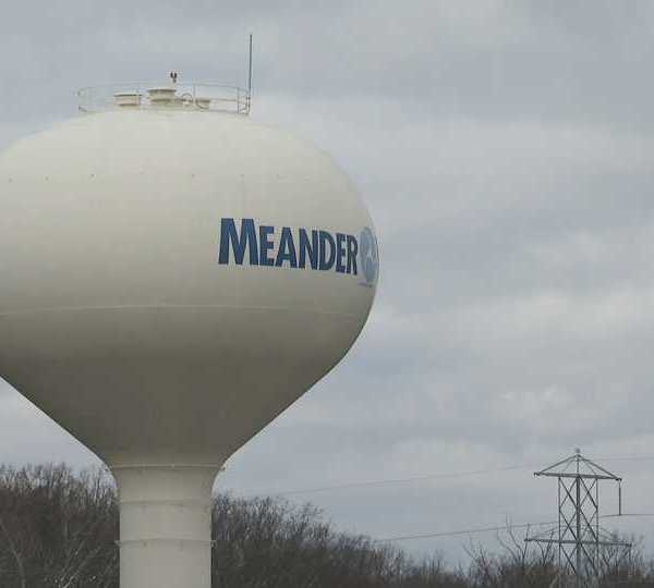 Meander Water in Mahoning County
