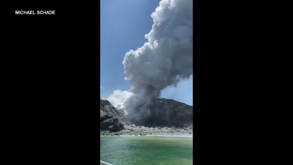 New Zealand is dealing with a deadly volcanic eruption.