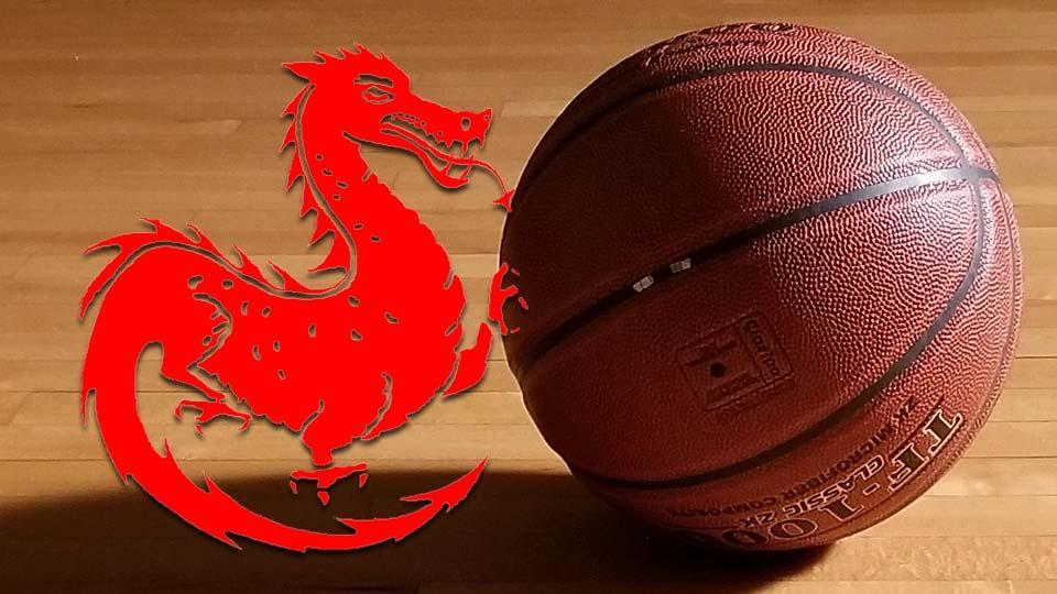 Niles Red Dragons basketball