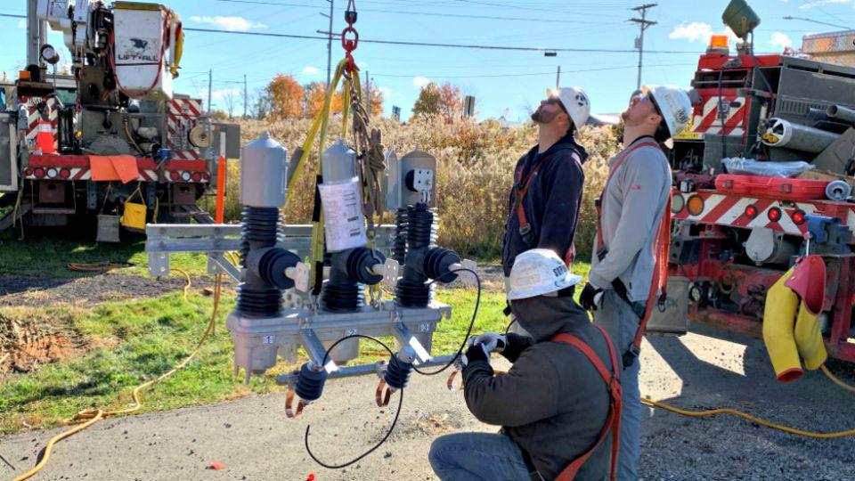Penn Power has installed updates in Mercer County.