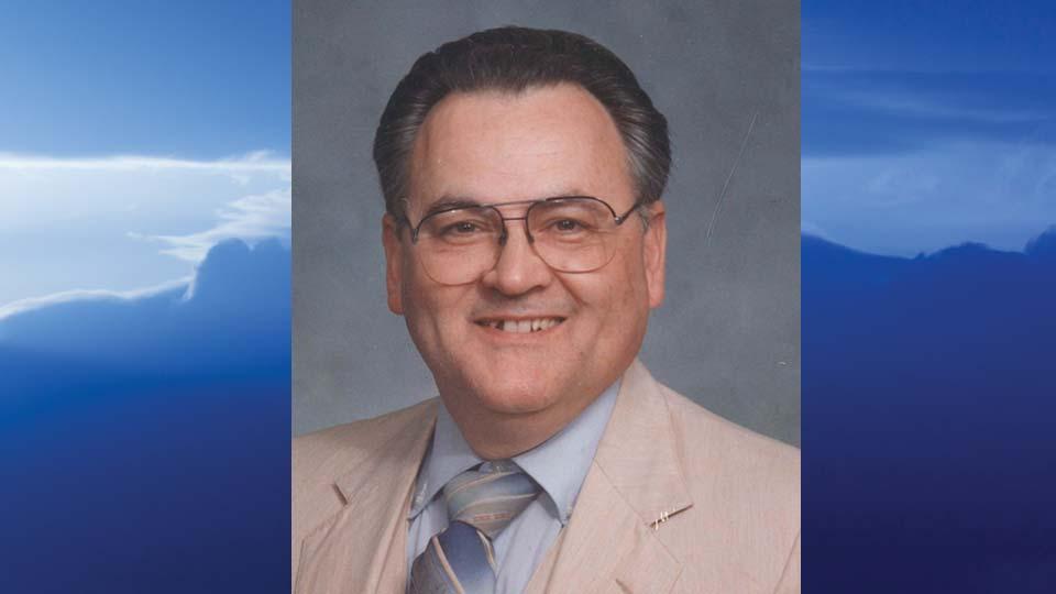 Rev. Clyde Allen Cooper, Louisville, Ohio-obit