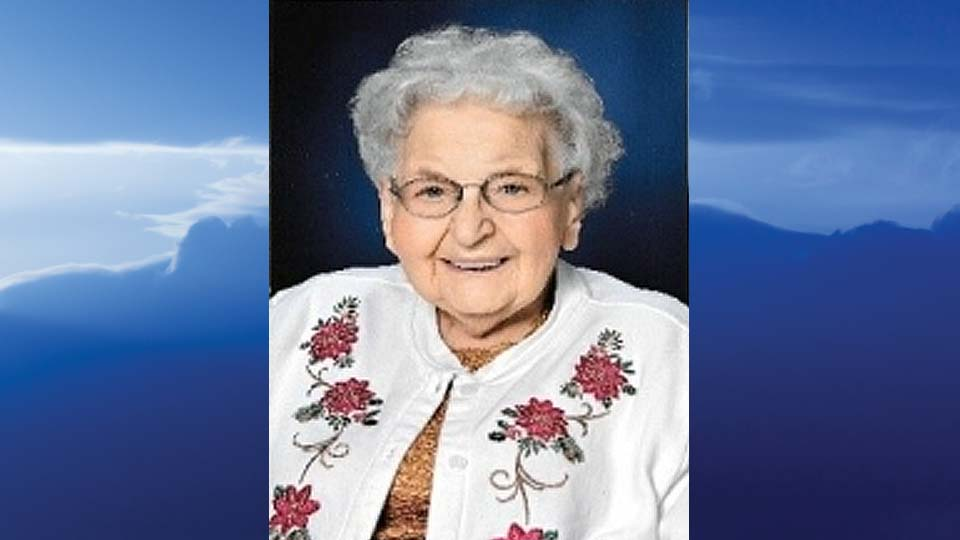 Ruth Evelyn Kohlmorgan, Cortland, Ohio-obit