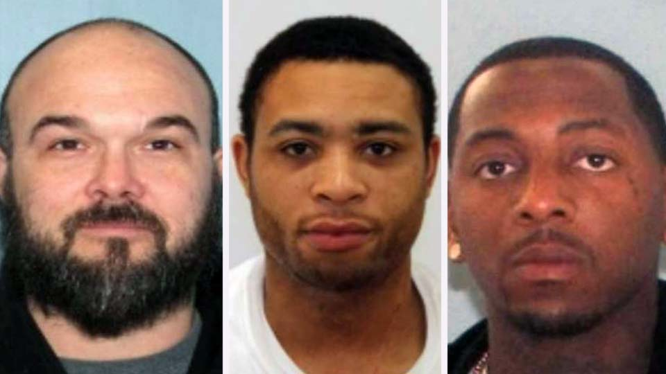 Top 5 wanted fugitives in Youngstown area