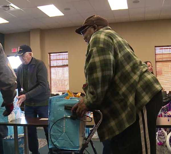 Trumbull County veterans Christmas donations
