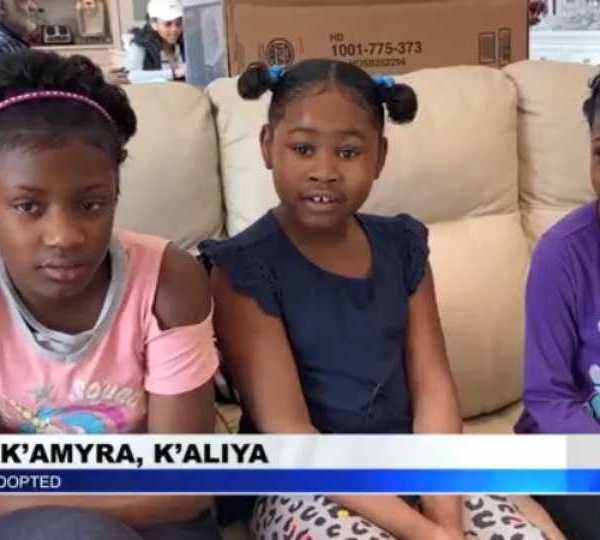 3 girls waiting to be adopted