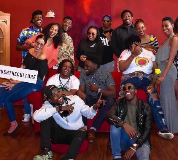 Youngstown Creative Collective members