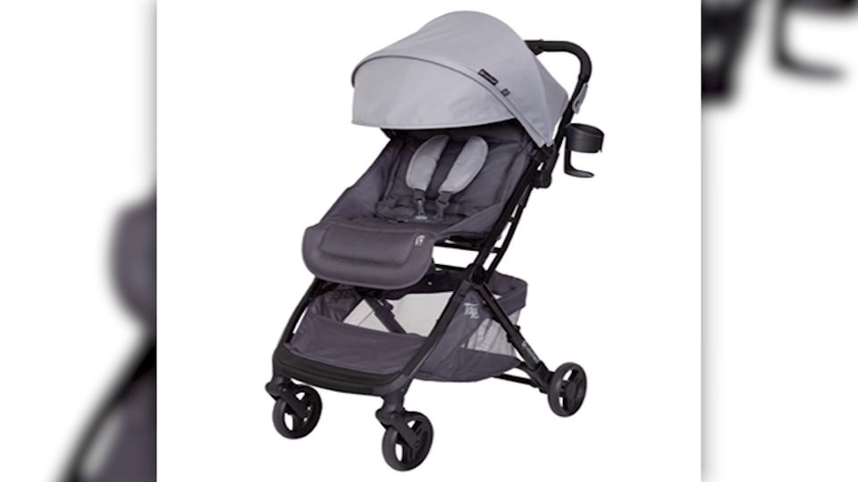 Some strollers sold at Target and Amazon are being recalled due to safety concerns.