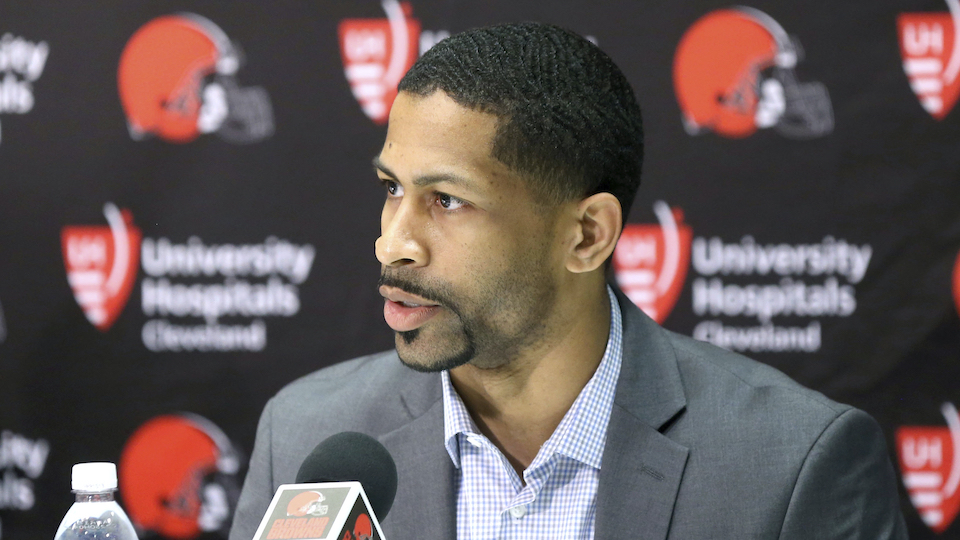 Andrew Berry Cleveland Browns GM