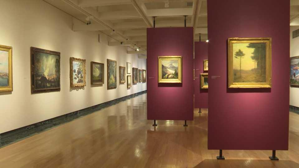 Butler Institute of American Art new exhibit