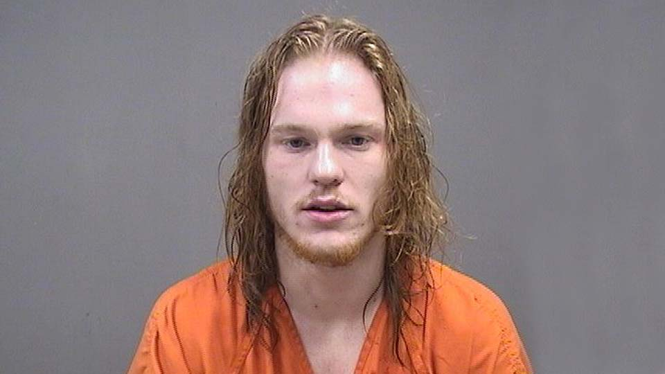 Dylan Jenkins, charged with assault in Youngstown.