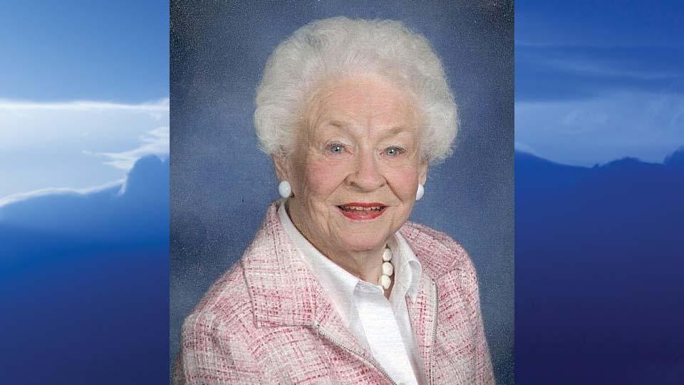 Eileen Clifford Reed, Salem, Ohio-obit