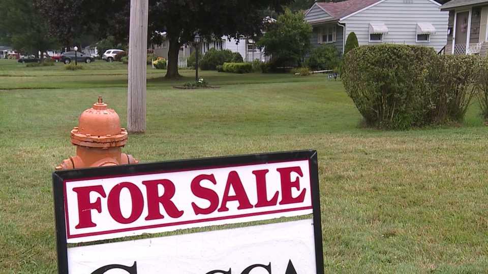 Housing market, real estate, sale