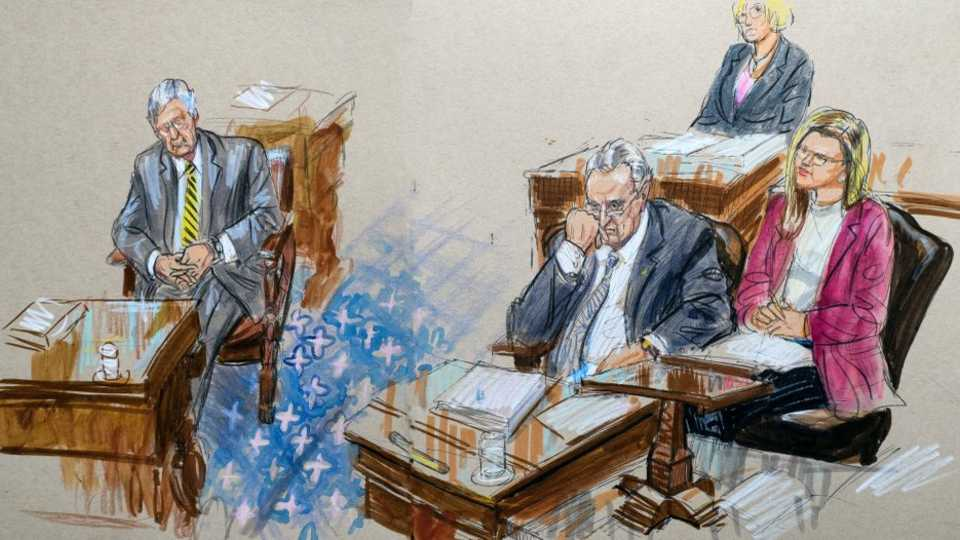 Impeachment trial of President Donald Trump