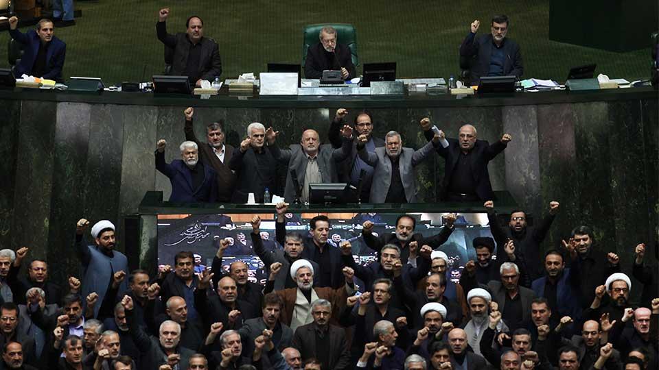(Mohammad Hassanzadeh/Tasnim News Agency via AP)
