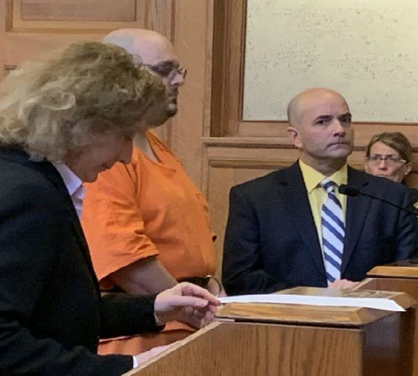 A man from Weathersfield was sentenced to 15 years in prison on rape charges.