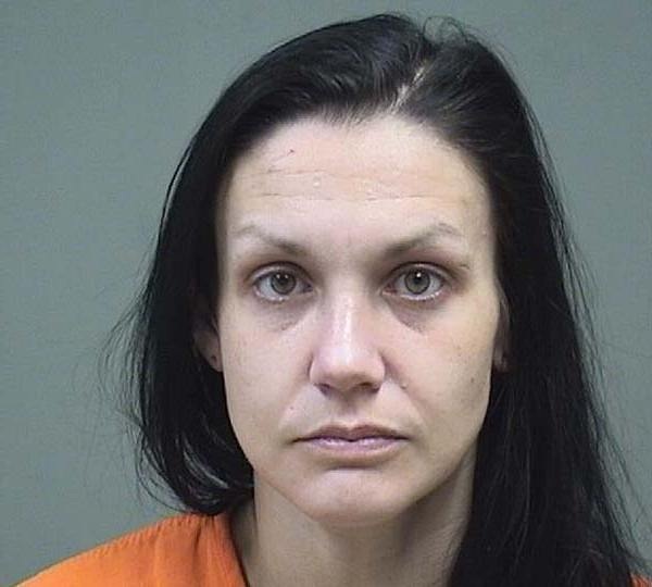 Karlie Hale, charged with aggravated arson in Sebring.