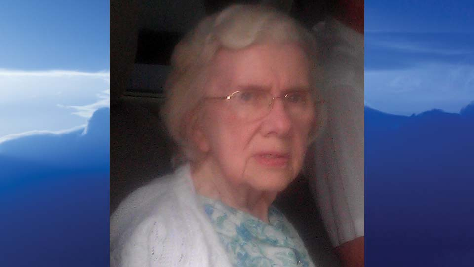 Laura Mae Hodge, Salem, Ohio - obit