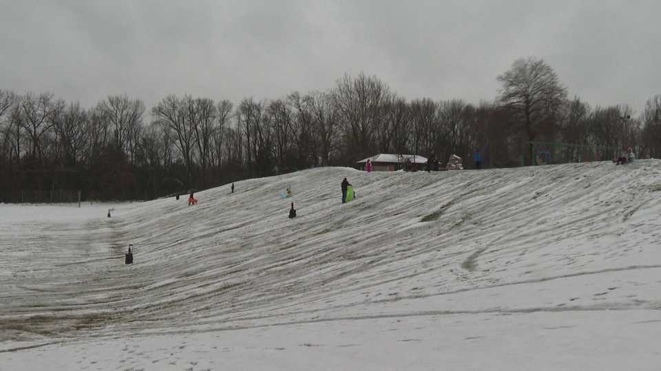 Mahoning Valley snowy weekend