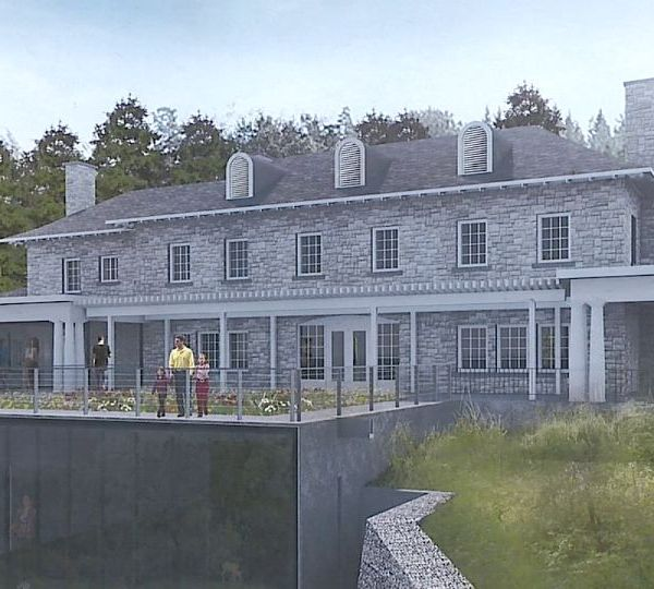Work is set to begin on the new Ford Nature Center in Youngstown.