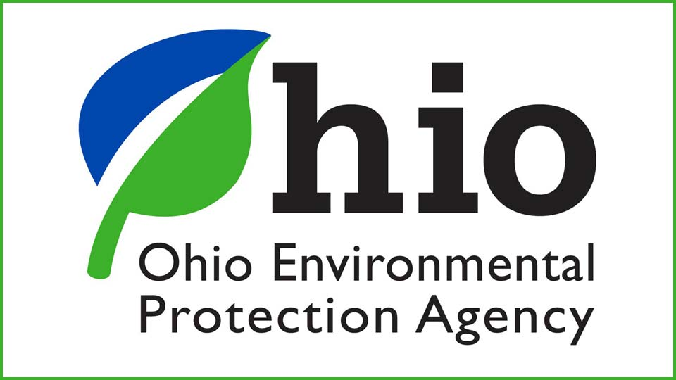 Ohio EPA Logo - Environmental Protection Agency