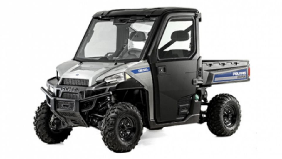 Polaris and Brutus are recalling some utility vehicles.